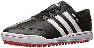 adidas Kids' Jr Adicross V Cblack/Ftww Skate Shoe, Black, 2.5 M US Little Kid