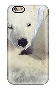 Awesome GuWjwYS11587jDUxP ZippyDoritEduard Defender Tpu Hard Case Cover For Iphone 6- Polarbears