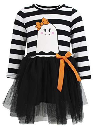 Ghost Tutu - Unique Baby Girls Halloween Ghost Long