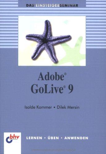 Adobe GoLive 9