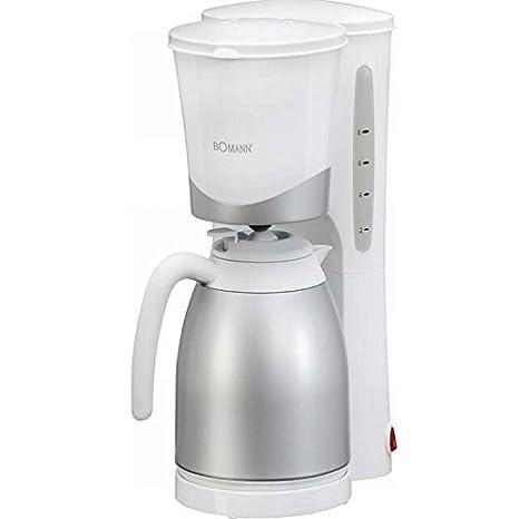 Cafetera con jarra térmica 1 L aprox Cafetera de émbolo (filtro ...