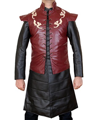 Flesh & Hide F&H Men's Game Of Thrones Peter Dinklage Tyrion Lannister Two Piece Costume XL -