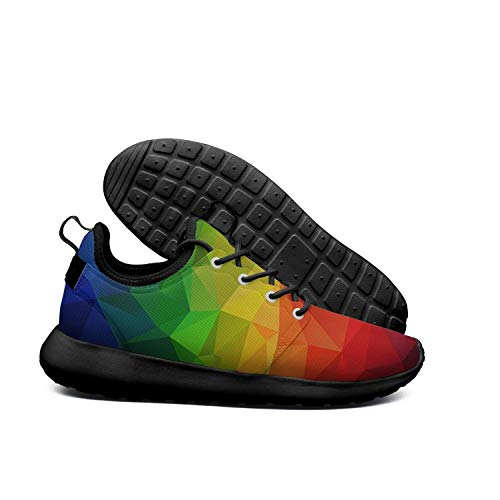 Sneaker Women Pride Rainbow Dry Color Quick Opr7 Gay For Sport Running Shoes Gay Rainbow Lightweight Colored Hearts CRwpnvq5