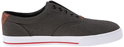 Polo Ralph Lauren Heren Vito Fashion Sneaker Zwart