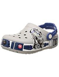 Crocs Boys' Crocband R2D2 Lights