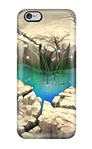 Travers-Diy Fashion case cover For Iphone 6 Plus- Love Artistic Abstract 4EYPK7s37Cq Artistic Defender case cover
