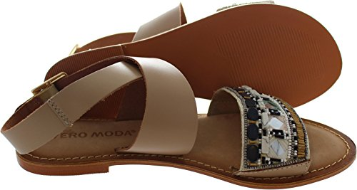 Vero Moda Elise, Sandali donna marrone Brown