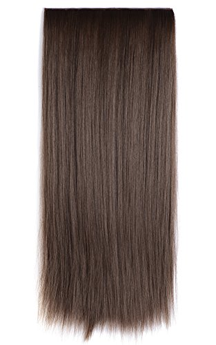 OneDor24 Straight Synthetic Extensions Hairpieces product image