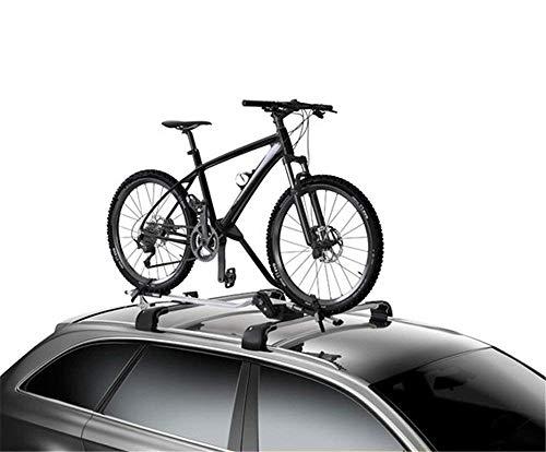 KPGDG Fit for VW Volkswagen Atlas 2018 2019 Touring & Mountain Bike Rack Bicycle Bike Rack Roof Mount Bicycle Carrier Rooftop