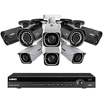Amazon Com Lorex 8 Channel Nr9082 4k Home Security