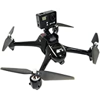 Fathers Day Deal! Contixo 4K Camera and mounting kit for Contixo F18, MJX bugs 2, Force 1 B2C. Compatible with all GoPro cameras. Capture stunning HD footage!
