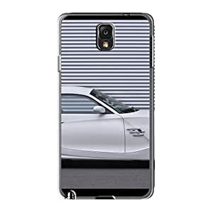First-class Case Cover For Galaxy Note3 Dual Protection Cover White Ac Schnitzer Bmw M Coupe Side