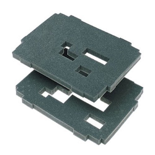 Festool 497878 Diced Foam Insert for Sys-Vari T-Loc by Festool