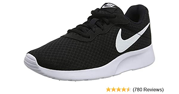 Amazon.com  NIKE Women s Tanjun Running Shoes  Nike  Shoes 26186b106a
