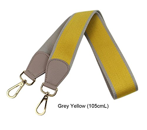 Guitar Strap Color Multicolor Canvas Style Replacement Crossbody 13 Handbags Strap for Purse 07qEv0