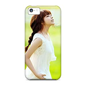 For Iphone Case, High Quality Spring Girl For Iphone 5c Cover Cases