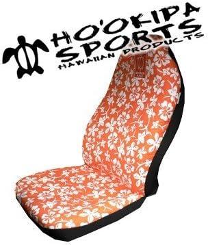 Hookipa Hawaii Sitzbezüge Vorne Einzelsitz Farbe Orange Sport Freizeit