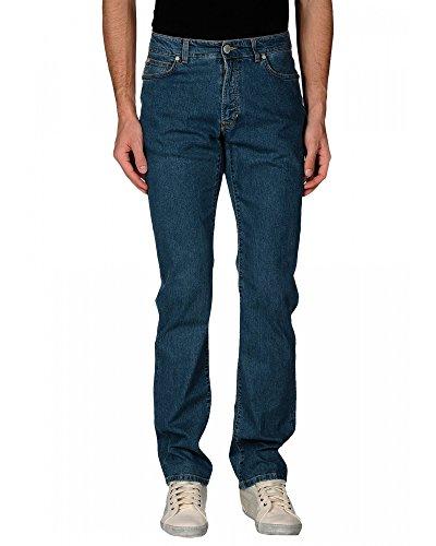 Trussardi Jeans Herren Jeanshose blau blau 36