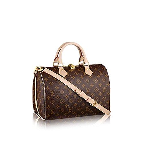 Louis Vuitton Monogram Canvas Speedy Bandouliere 30 M41112 - Louis Vuitton Sale Bags