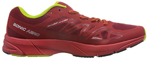 Salomon L39186400, Scarpe da Trail Running Uomo Multicolore