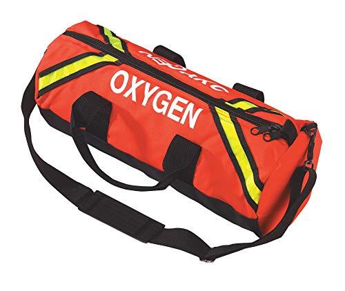 Oxygen Response Bag, Nylon, Orange by EMI (Image #1)