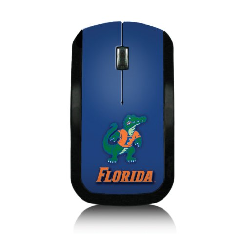 NCAA Florida Gators Team Color Wireless Mouse by Keyscaper