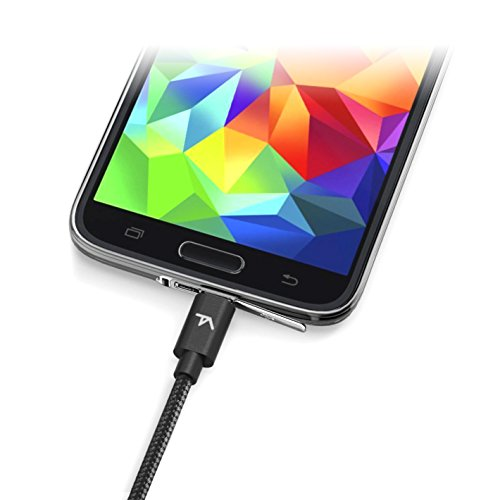 Tech-Armor-Hi-Speed-USB-Micro-USB-Cable-2FT-USB-A-to-Micro-USB-Cable-Sync-and-Charge-Phone-and-More