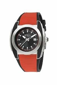 Breil Milano BW0371 - Reloj de caballero de cuarzo, correa de caucho