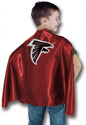 NFL Atlanta Falcons Scarlet Hero Cape