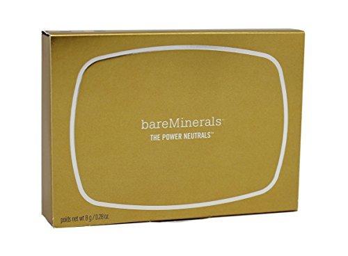 bareMinerals Eyeshadow 8.0, The Power Neutrals, 0.28 Ounce