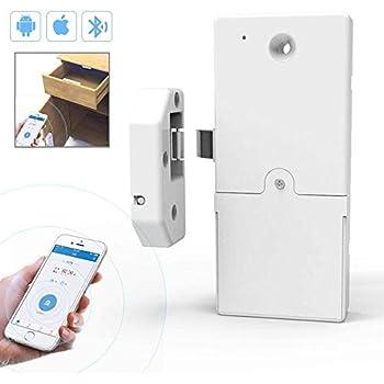 Kobwa Keyless Cabinet Smart Lock Wireless Bluetooth