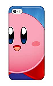 Awesome Case Cover/iphone 5/5s Defender Case Cover(kirby)