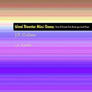 Word Booster Mini Game I Audiobook