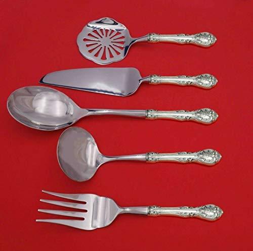 - King Edward by Gorham Sterling Silver Thanksgiving Serving Set 5pc Custom Made