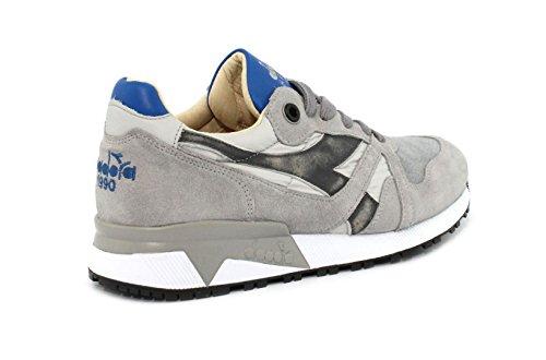 N9000 Dust H SW Sneaker Ash 201 Gray 173892 S Diadora a4OU7xq7