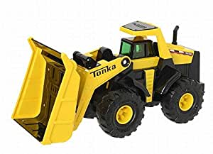 HTI Tonka Front End Loader Toy, Yellow and Black [1415868]