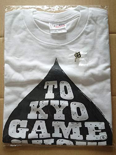 東京ゲームショウ2018 TGS2018 サポーターズクラブチケット(サポチケ) 特典 Tシャツ Sサイズ ピンバッジ セットの商品画像