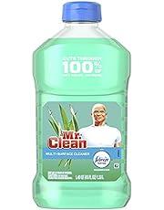 Mr. Clean M. Net Multi Surface All Purpose Liquid Cleaner with Febreze Freshness, Meadows & Rain 1.33 L