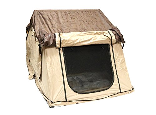 Universal Full Fold Out Tent with Bed Board and Ladder