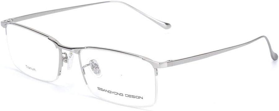 Gafas de bloqueo de luz azul hombres, rectángulo antideslumbrante, fatiga, bloqueo, dolores cabeza, fatiga ocular, gafas seguridad para computadora/marco teléfono, lente transparente-2