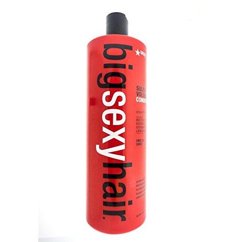 Big Sexy Hair Color Safe Volumizing Conditioner 33.8 Oz (Volumizing Conditioner Sexy)