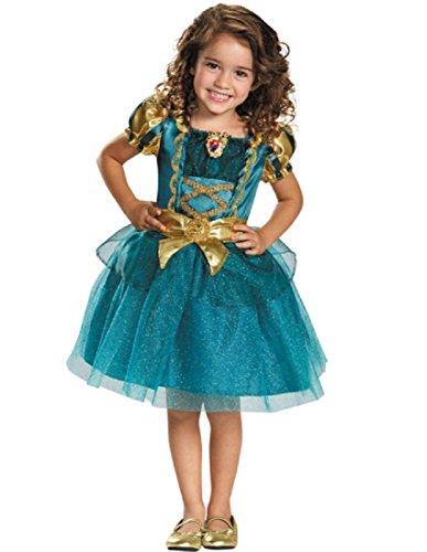 Merida Toddler Classic Costume, Large