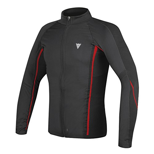 - Dainese Men's D-Core No-Wind Thermo Tee Ls Black L