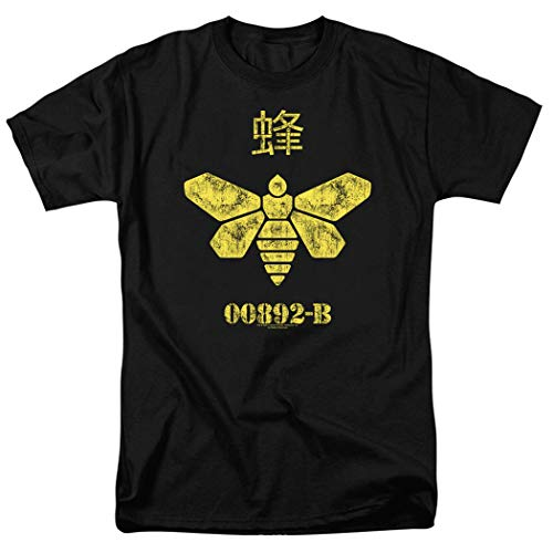 Popfunk Breaking Bad Golden Bee T Shirt & Stickers (X-Large)