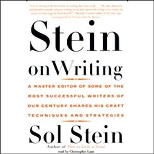 Stein on Writing Audiobook