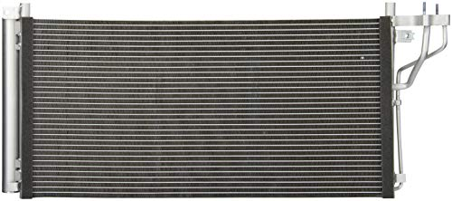 Spectra Premium 7-3381 A/C Condenser for Hyundai Sonata