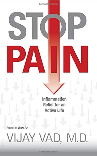 Read Online Stop Pain: Inflammation Relief for an Active Life pdf epub