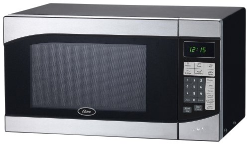 Oster Am980ss 0.9-Cubic Foot, 900-Watt Countertop Microwave Oven (Oster Compact Toaster Oven compare prices)