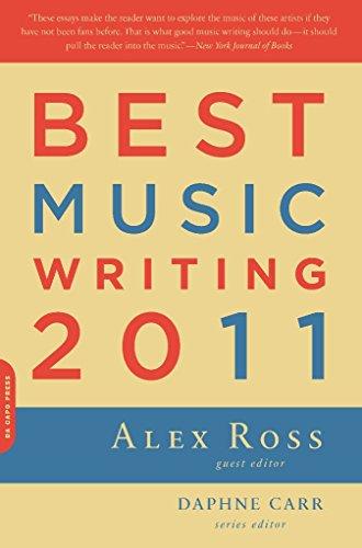 Best Music Writing 2011 -