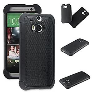 Kemile New hock Proof Cae Cover for HTC One M8